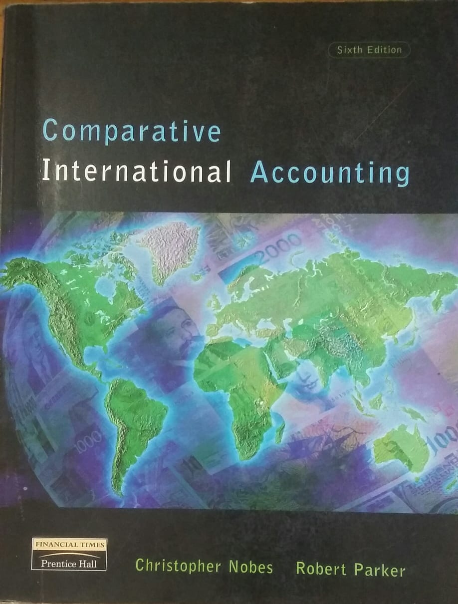 Comparative Internsational Accounting